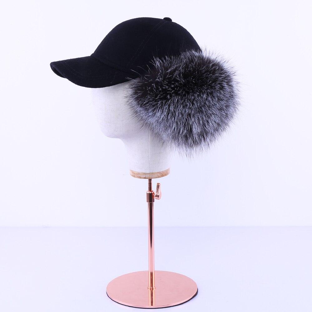Echtem silber faser strahlung baseball caps, männer und frauen Eletromagnetic strahlung schutzhülle arbeit caps. unisex hüte. - 5