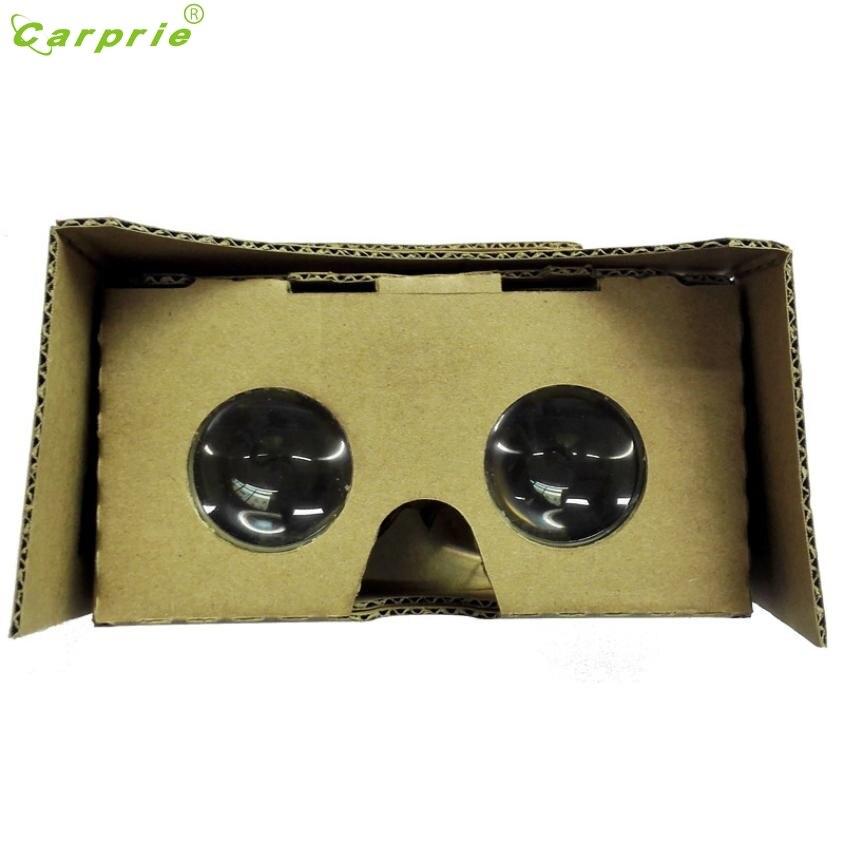 Nueva 3d caja 37mm para google cartón v2 vr 3d gafas VR Valencia Calidad Ajuste