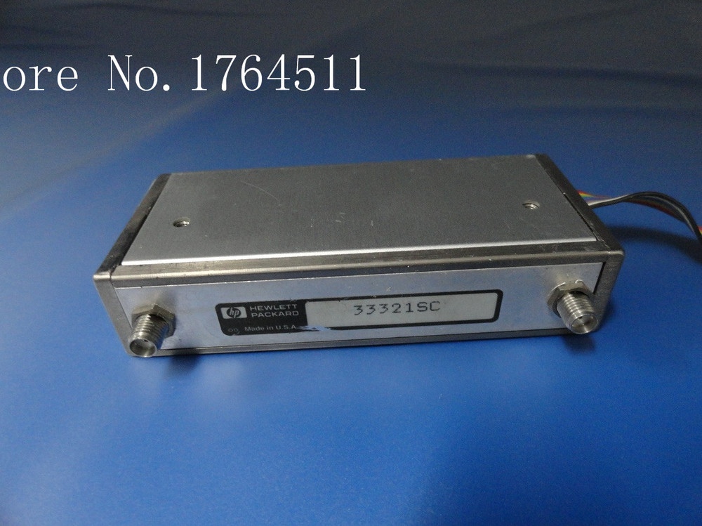 [BELLA] Original 33321SC DC-4GHZ 70dB 15V Programmable Step Attenuator.