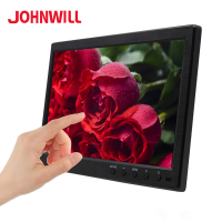 10.1 inch Capacitive Touch Screen IPS Monitor 1920x1200 LCD HD Gaming Display for PC PS3 PS4 Xbox HDMI VGA USB Input Laptop