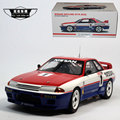 Brand New AUTOart 1/18 Scale Car Model Toys Japan 1991 Nissan R32 1# Racing Car Diecast Metal Model Toy For Collection/Gift