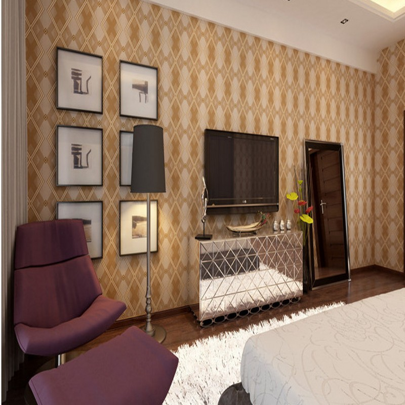 Free Shipping Modern 3D Stereo Diamond Wallpaper Bar KTV Living Room Bedroom TV Background Wallpaper free shipping cartoon pattern wallpaper leisure bar ktv lounge living room sofa children room background comics wallpaper mural