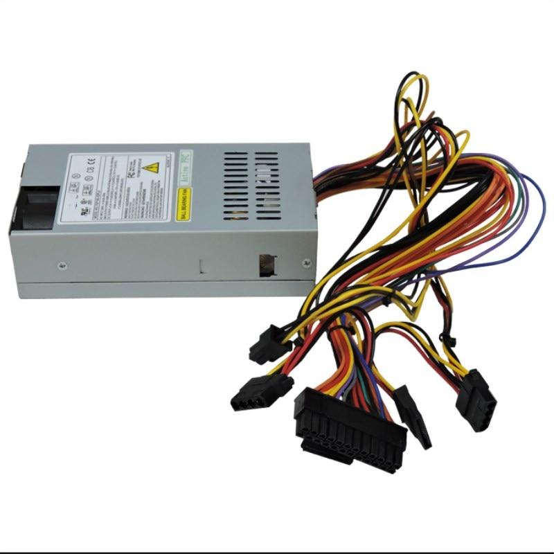 270W 1U Power Supply FLEX HTPC NAS POS Cash Register FSP270-60LE 270W Mini ITX 1U Server Power Supply PSU Flex ATX Shuttle 24Pin