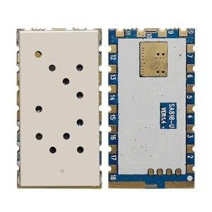 Image 1 - 2 Stks/partij Nieuwe Generatie Walkie Talkie Module SA818 Met Uhf 400 ~ 480 Mhz/Vhf 134 ~ 174 mhz Audio Module RDA1846S Chip