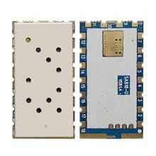 Walkie talkie sa818 com uhf, módulo walkie talkie de nova geração pçs/lote ~ 400 mhz/vhf 480 ~ 134, 2 peças módulo de áudio mhz rda1846s chip