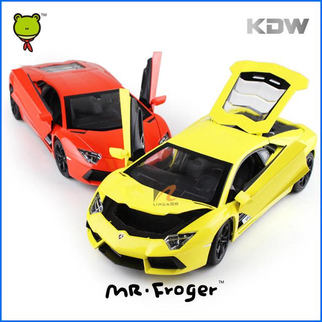 Mr. Froger 1:18 Lam Avendador LP700-4 modelo de coche Deportivo de aleación modelo de metal Refinado vehículos Decoración Juguetes Clásicos de Puerta Abierta diy
