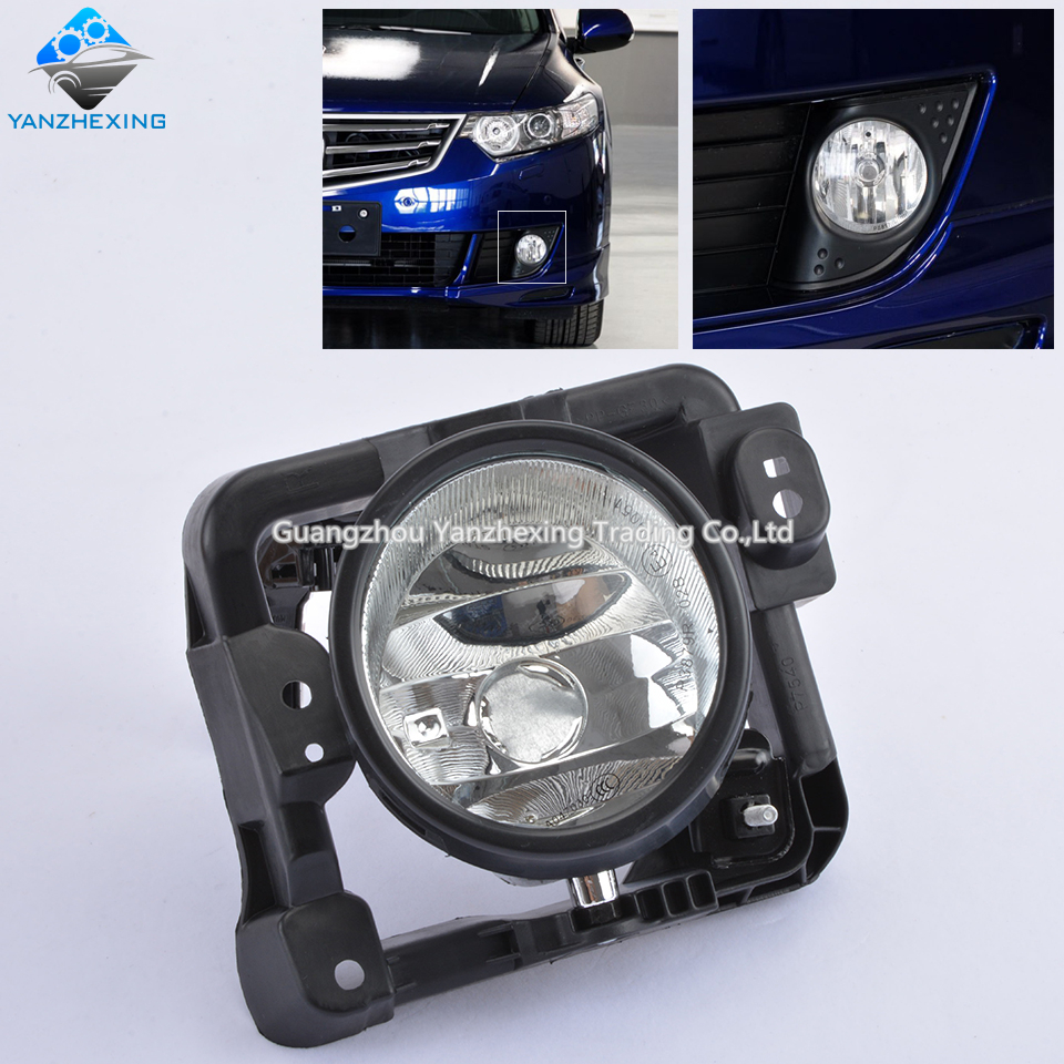 Fog Light Fog Lamp OEM:33950 TP5 H01 33900 TP5 H01 For