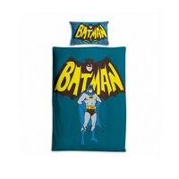 IKathoME Capitán América/Batman Niños del Lecho, Barato Fundas de Edredón Funda de almohada Sola Edredón Conjuntos, Housse de Couette Almohada