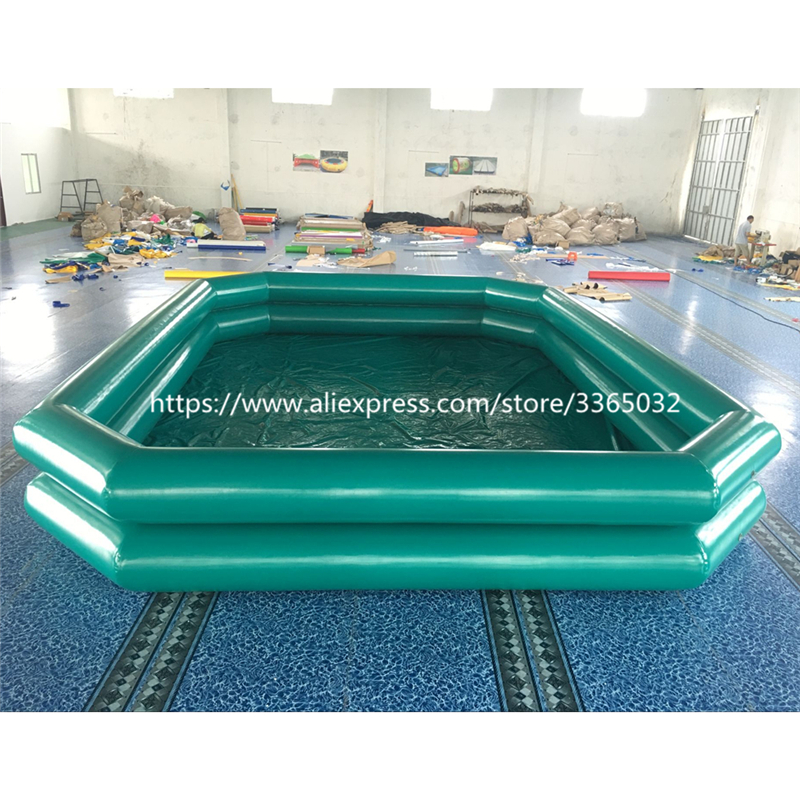 2017 Hot selling inflatable deep pool, inflatable adult pool for swimming