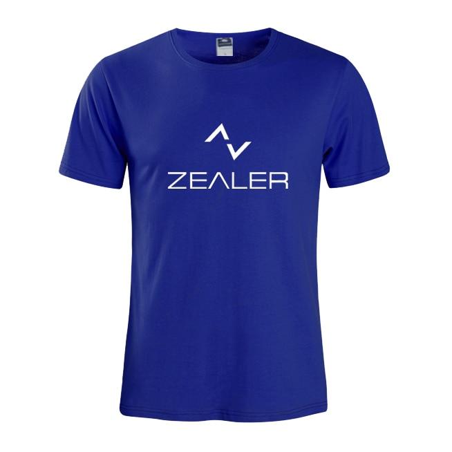 2018 Летняя мода zealer Android iOS Мужская футболка мастер NERD freak хакер pc gamer программиста систем Мужчины футболка большие над размер
