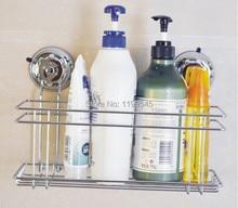 Супер присоски 304 нержавеющая сталь Ванная Комната caddy душ корзины форме сердца кухня стеллаж для хранения корзины, корзины, полки