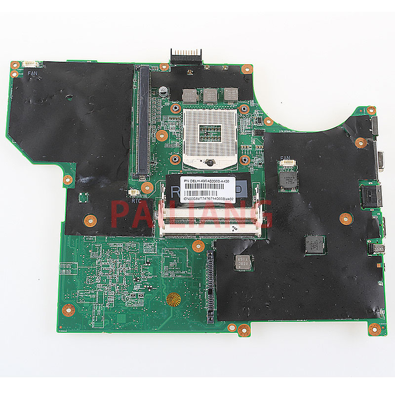PAILIANG Laptop motherboard for DELL Alienware M15X R2 PC Mainboard 00G5VT 072HGG full tesed DDR3