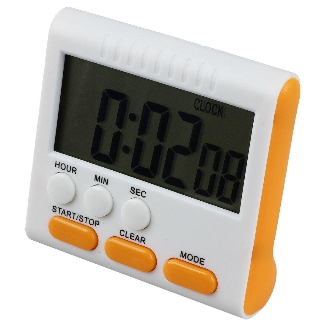 Digitale eieruhr/küche timer mit lauter alarm, oben und unten ...