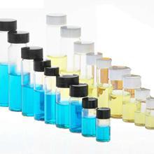 3 мл/5 мл/10 мл/15 мл/20 мл/30 мл/40 мл/50 мл прозрачное уплотнение стекла флакон для реагента образцы флаконов пластиковая крышка винтовая крышка