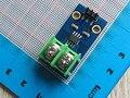 Frete grátis Original 1 pc AC e DC Para ACS712ELCTR-05B 5A faixa ACS712 Módulo Sensor De Corrente Para Arduino