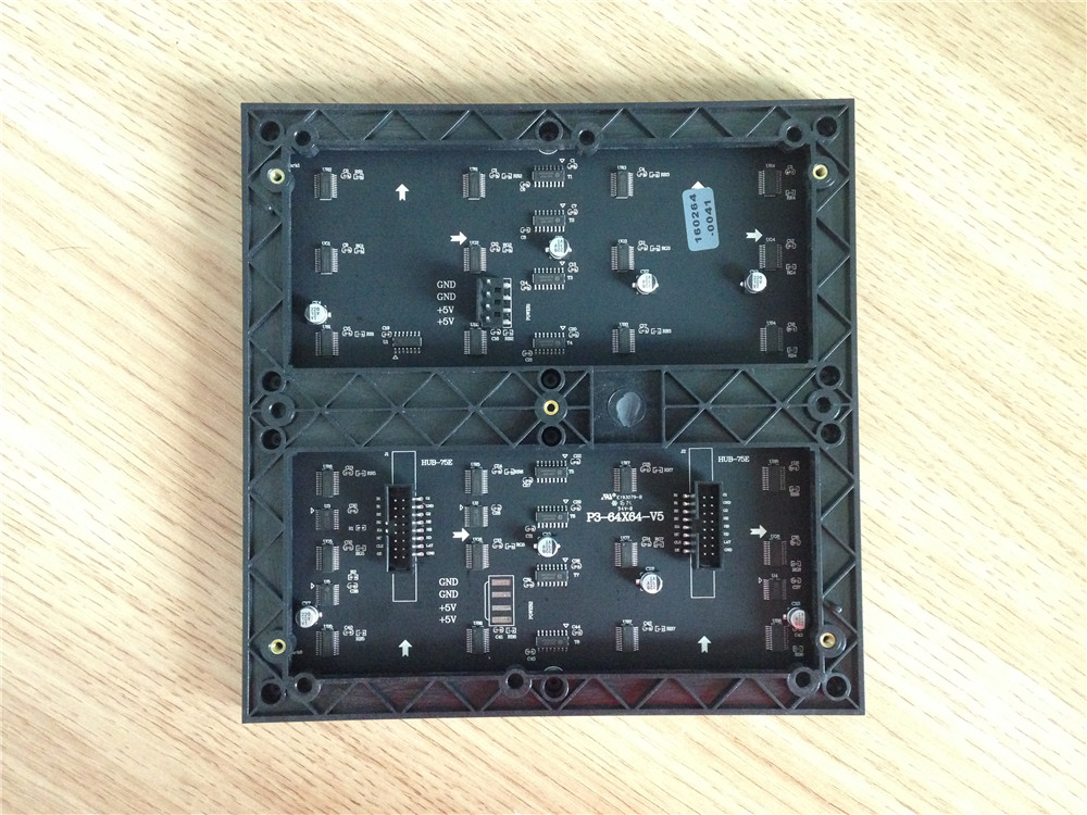 p3 indoor  full color video display function led module indoor rgb 3mm pixel pitch 1/32scan led module