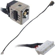 Wzsm Новый DC Мощность Jack кабель для Lenovo IdeaPad Z580 Z585