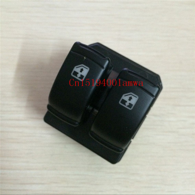Auto spare parts Window Lifter Switch Front Left  for Lova/Aveo/Barina/G3 shaking Window machine Press button Key OEM# 96652187