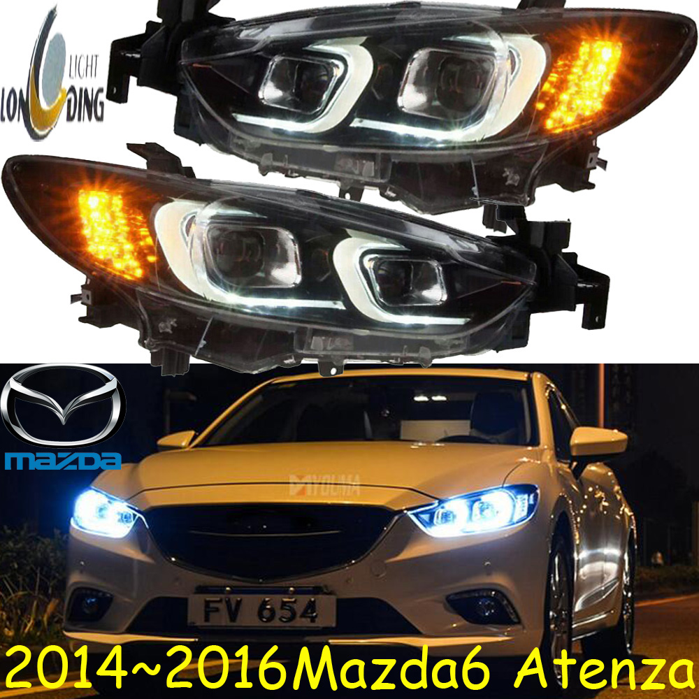 Mazd6 Atenza headlight,2004~2012/2014~2016,,Free ship! Atenza fog light,atenza taillight,atenza head light mazd6 atenza taillight sedan car 2014 2016 free ship led 4pcs set atenza rear light atenza fog light mazd 6 atenza axela cx 5