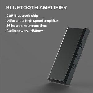 Image 4 - HIFI sin pérdida Bluetooth amplificador sonido mágico bar receptor R1 Bluetooth amp CSR + Amp circuito