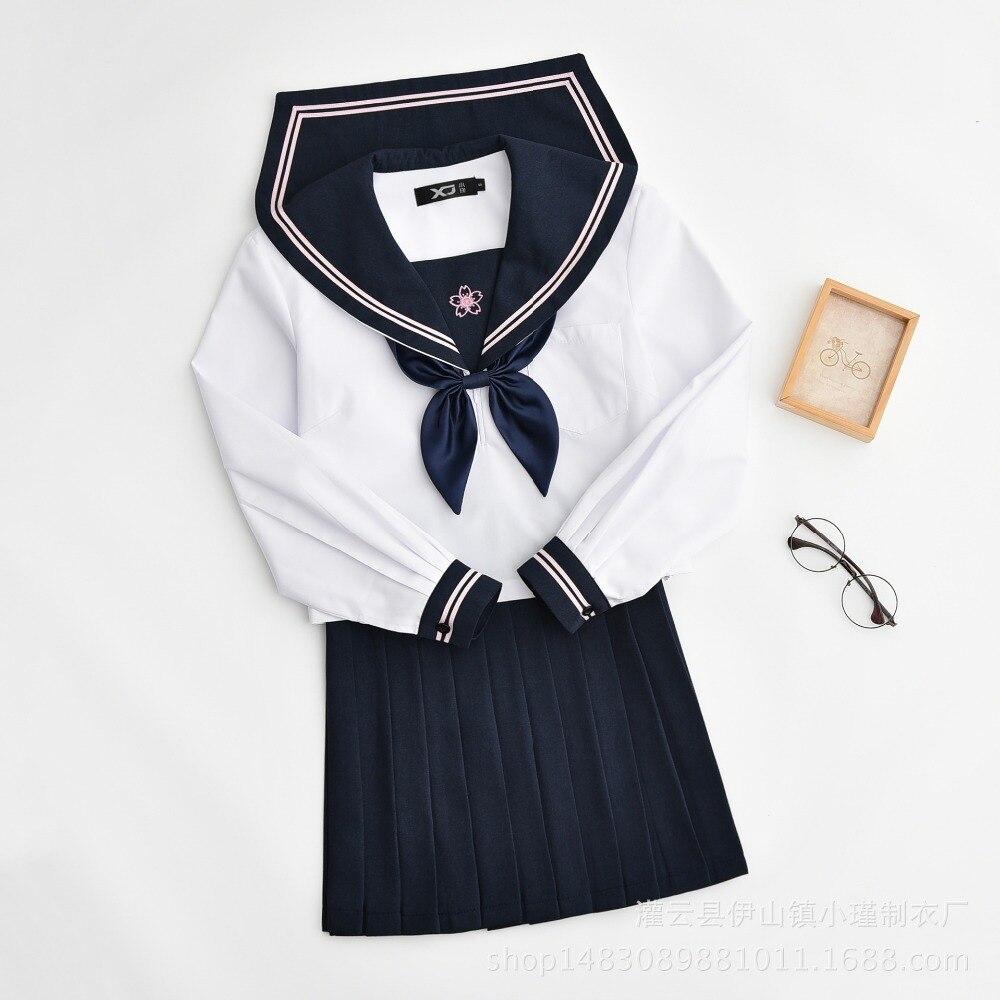 Cosplay manga marin école jupe uniforme japonais corée carnaval volwassen kostuums uniforme corea seifuku moda japon
