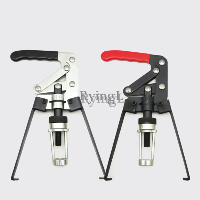 Y1G Car Alloy Engine Overhead Valve Spring Clamp Compressor Removal Installer Tool Auto Accessories