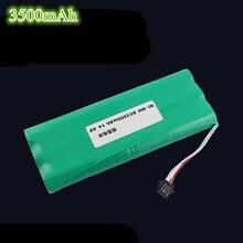 1×4.4 В 3500 мАч NI-MH Аккумулятор для Ecovacs Deebot Deepoo D54 D56 Deepoo D58 540 550 560 Deepoo 570 580 Замена батареи