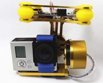 DJI Tuhao Gold version Gopro Camera Gimbal w/Motors &Controller, Aerial movie