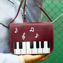 Женские сумки с рояльным узором женская сумка через плечо мини сотовый телефон ключи сумки сумка-мессенджер откидная крышка сумка хорошего качества кошелек для денег