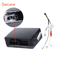 Seicane Car Optical Fiber Decoder Most Box Bose for 2002 2012 Mercedes Benz E Class W211 E200 E220 E230 E240 E270 E280 E300 E320