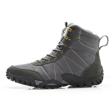 Plus Velvet Men's Winter Outdoor Hiking Trekking Boots Sneakers Shoes For Men Climbing Mountain Trail Boots Shoes Sneaker Man все цены