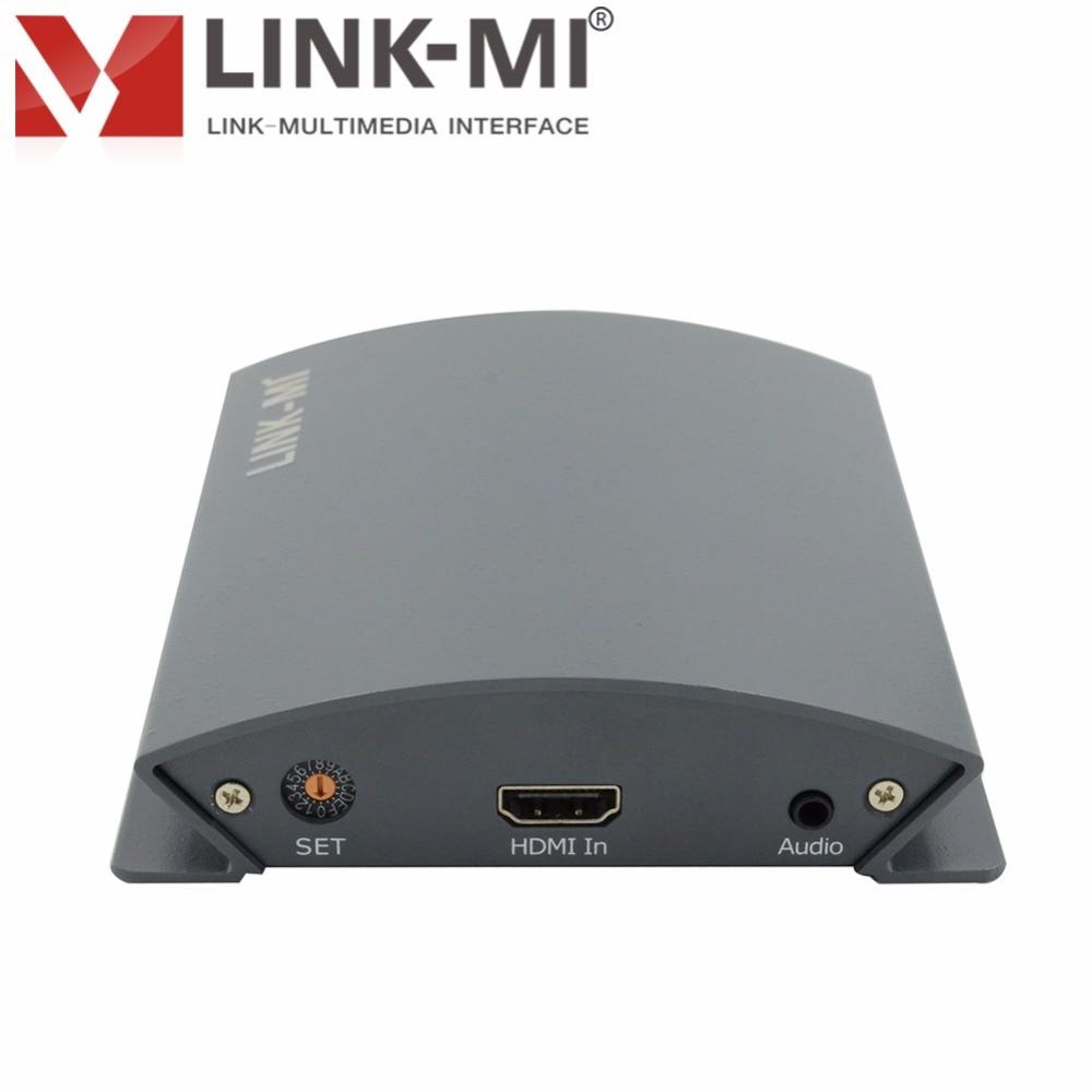 LINK-MI LM-PHS01 HDMI na BNC HD SDI pretvornik na 1080p z analognim - Domači avdio in video - Fotografija 4