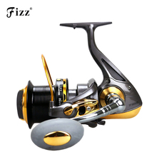 Large Spool Sea Fishing Reel TF8000 90000 Metal Gapless Spinning Fishing Reel Baitcasting Fishing Tackle 1 Pc Dropshipping