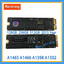 Genuine 128GB 256GB 512GB SSD Per Macbook Air Retina A1465 A1466 A1502 A1398 SSD Disco A Stato Solido 2015