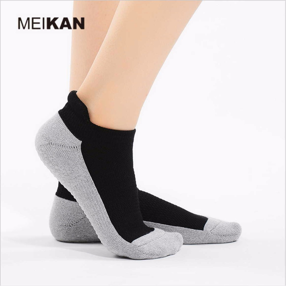 1 Pár nové profesionální dámské Coolmax rychlé suché jóga ponožky pohodlné Non Slip Sport Meias prodyšné fitness papuče