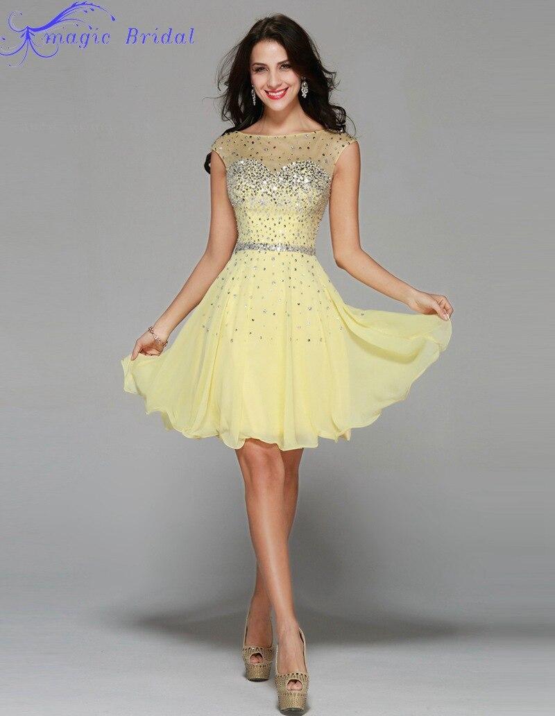Light Yellow Cocktail Dress | Dress images