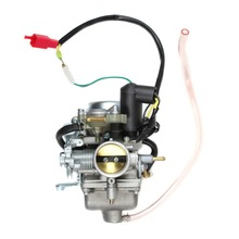Electric Auto Choke 30mm Carby Carburetor GY6 200 250cc Quad Dirt Bike ATV Buggy