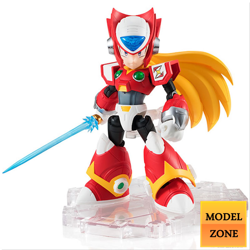 New Import of Japan Original NXEDGE STYLE NX Rockman X Zero PVC Figure Brinquedos Toys Figurals Dolls Q Version with box QQ020 free shiping by spsr 1 set of chinese edition original octonauts oktopod splelset figure toy with original box child toys