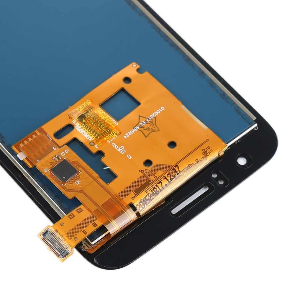 Para Samsung galaxy J1 2016 pantalla J120 J120M J120H J120F pantalla LCD pantalla táctil digitalizador para Samsung j1 2016 J120f lcd
