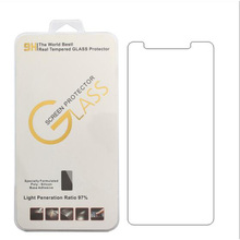 Tempered Glass Protective Film For Karbonn Titanium Vista 4G