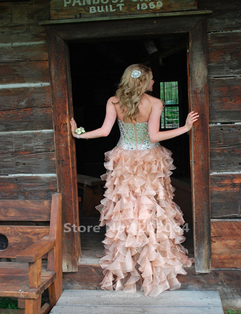 Popular Country Western Prom Dresses-Buy Cheap Country Western ...