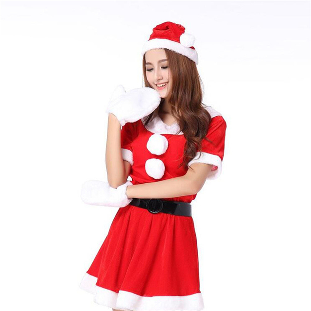 party Adult girls christmas