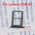 New qualidade superior titular do cartão sim para lenovo zuk z2 peças de telefone frete grátis com número de rastreamento
