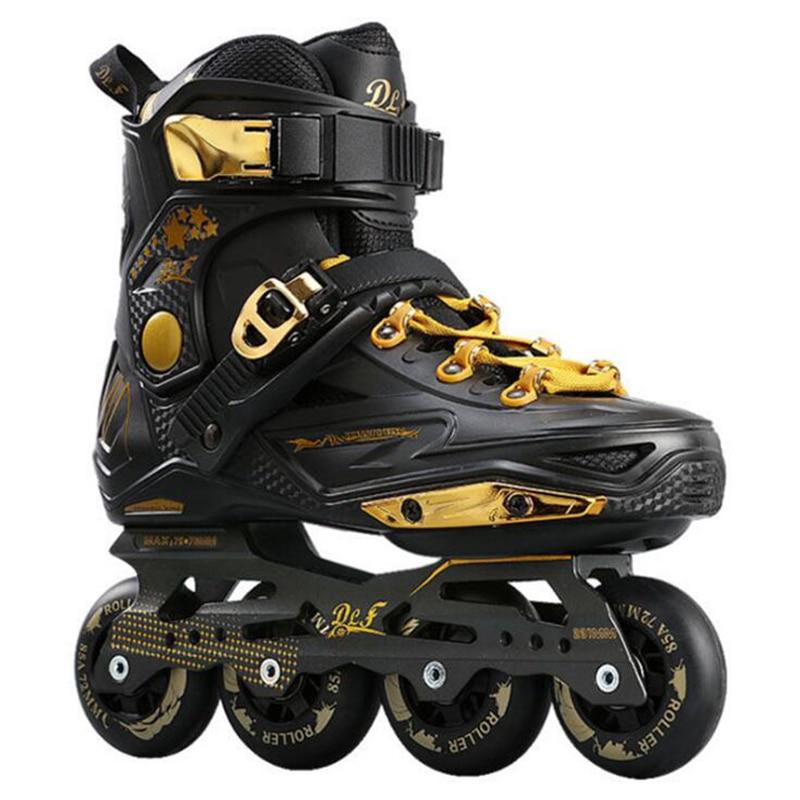 Inline Skates Breathable Professional Adult Roller Skate Shoes For Adults Men Women Sliding Free Skating Patins все цены