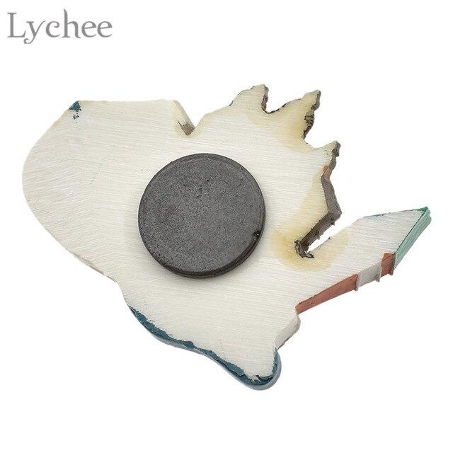 Lychee 1pc Venice Fridge Magnet 3D Refrigerator Magnets Travel Souvenir DIY Handmade Home Decoration 4