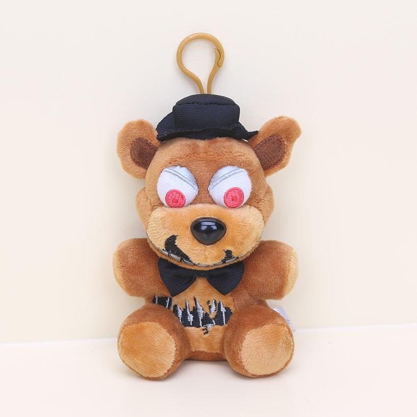 14-15cm-Five-Nights-At-Freddys-5-FNAF-Plush-Toys-Nightmare-Freddy-foxy-Bonnie-Soft-Stuffed-Dolls-Kids-Gift-4