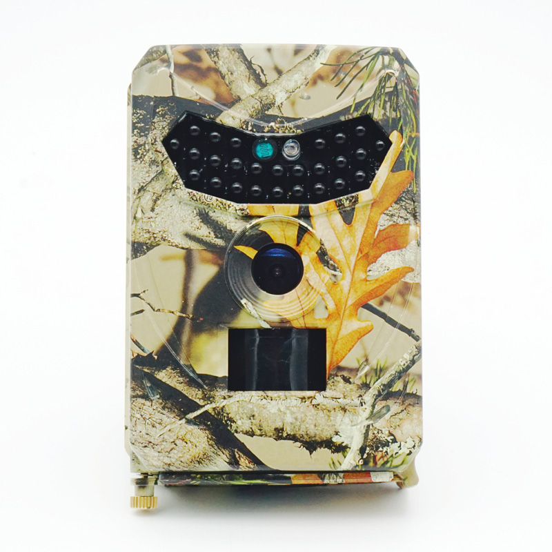 EXSKOF EX-100 Wildlife Trail Photo Trap Hunting Camera Outdoor 1080P Scouting Infrared Camera Night Vision Security