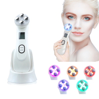 LED Photon Skin Rejuvenation Care Device Face Beauty Machine Improve Skin Tone Remove Acne pribe Wrinkles Skin Whitening Machine