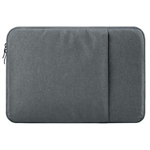 Funda de nailon para Laptop, bolsa para Notebook, funda para Macbook Air 11 12 13 15 Pro 13,3 15,4, funda Unisex con forro de Retina para Macbook Pro