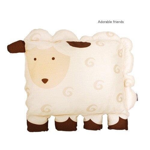 8 дизайнов, детский чехол для подушки, детский чехол для подушки/наволочка/детский чехол для подушки/наволочка в форме животного, чехол s - Цвет: SHEEP